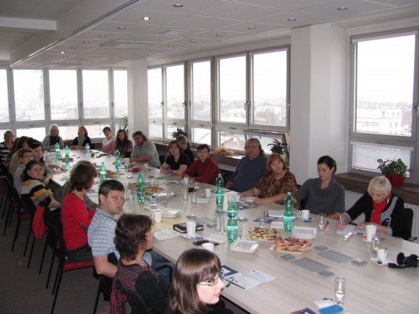 Nové příležitosti v dalším vzdělávání - Účastníci semináře