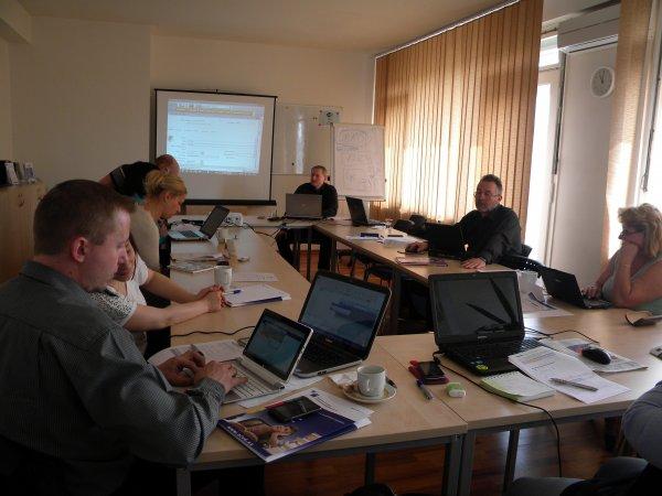 """Seminář """"ISKA - Informační systém pro kvalifikaci a autorizaci"""" duben 2014"""