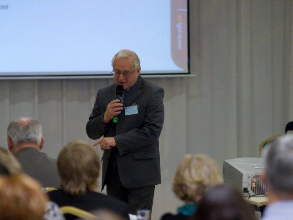 Příspěvek Prof. PhDr. Vladimíra Čecháka, CSc. z VŠFS