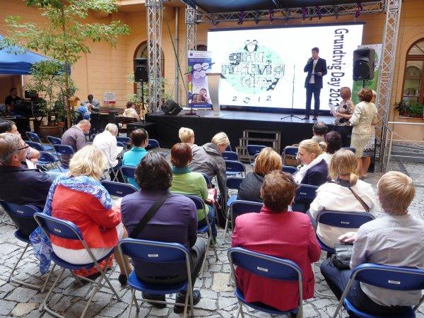 Grundtvig Day 2012