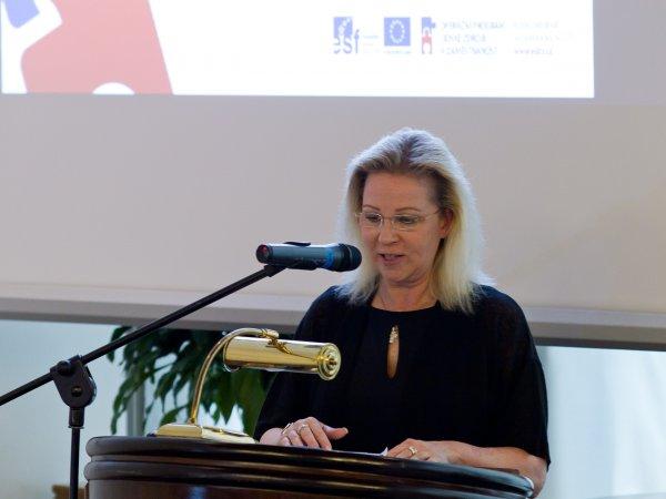 Zahajovací projev velvyslankyně Finské republiky v Praze Päivi Hiltunen-Toivio