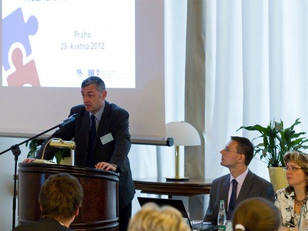 Zahajovací projev vedoucího oddělení Generálního ředitelství Úřadu práce ČR Mgr. Jana Karmazína