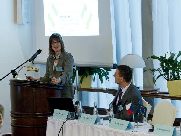 Příspěvek expertky Finského institutu pracovního zdraví Dr. Marjo Wallin