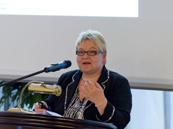 Příspěvek expertky Finského institutu pracovního zdraví Dr. Tiiny Saarelma-Thiel