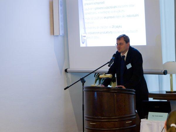 Příspěvek člena expertního týmu projektu AIVD ČR RNDr. Jiřího Fukana, Ph.D.
