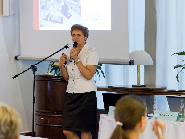 Příspěvek personální ředitelky UnicreditBank Ing. Jany Riebové